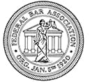 Federal Bar Association Org Jan 5th 1920
