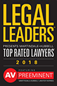 Leagal Leaders | Top Rated Lawyers 2018